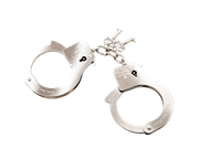 You. Are. Mine. | Metal Handcuffs | 50 Shades of Grey