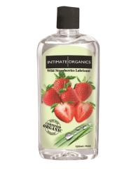 Intimate Organics Flavoured Lubricants