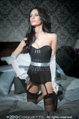 Bustier with Silver Pendants was R950.00 now