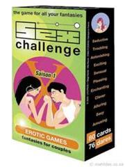 Sex Challenge Game